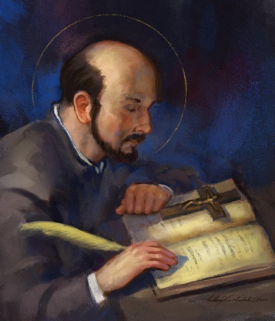 Carta de Inácio de Loyola, em tempos de coronavírus