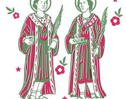 Retiro Ecologia e Espiritualidade. Dia 26. Festa de São Cosme e São Damião