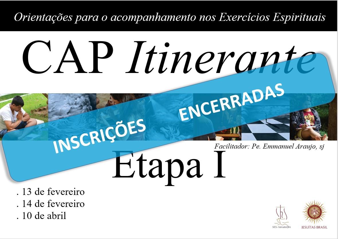 CAP ITINERANTE - ETAPA 1 - 2021