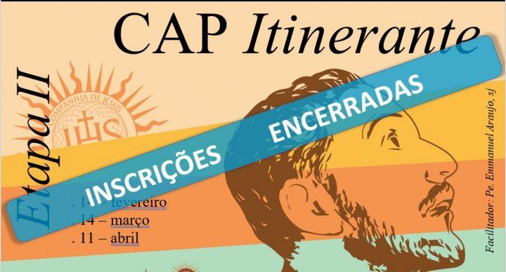 CAP ITINERANTE - ETAPA II - 2021